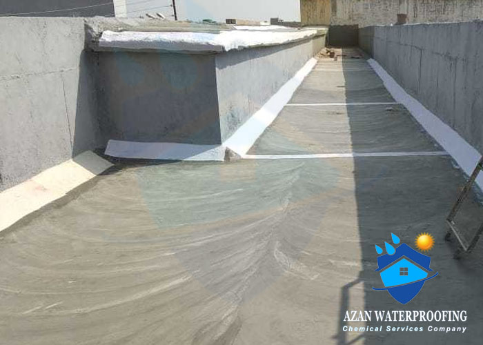 Azan Water Heat Proofing Services